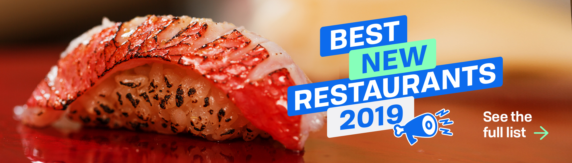 See the full list of Boston's Best Restaurants Of 2019.