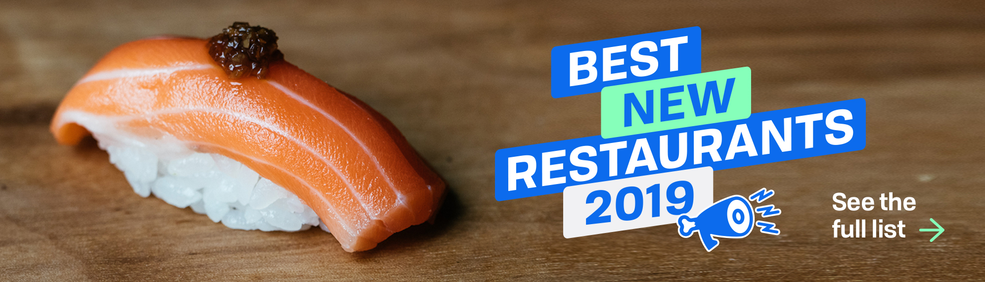 See the full list of Chicago's Best Restaurants Of 2019.