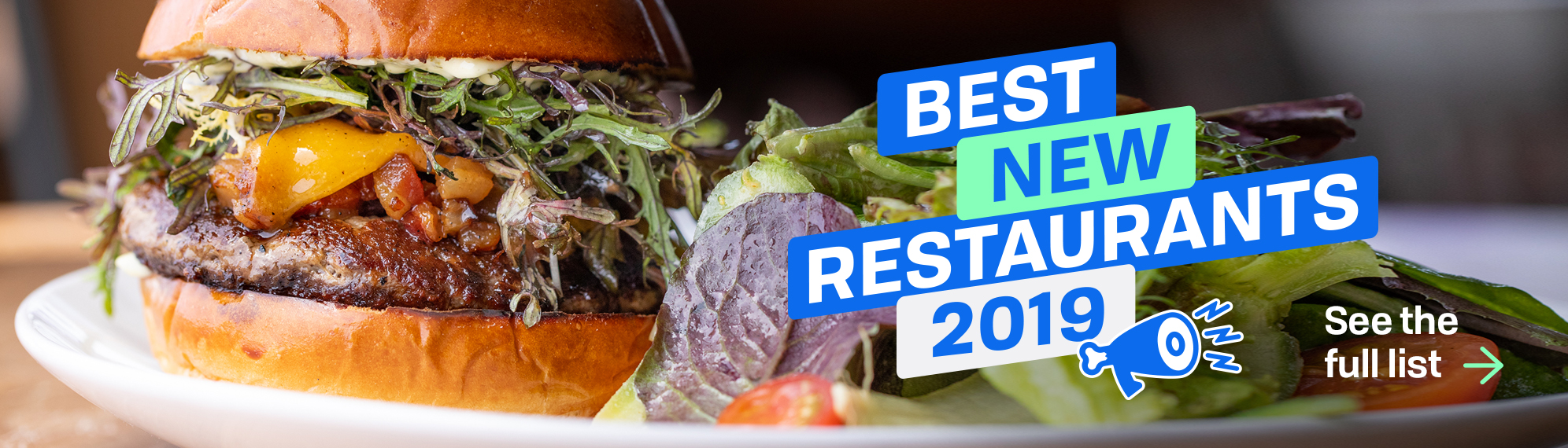 See the full list of LA's Best Restaurants Of 2019.