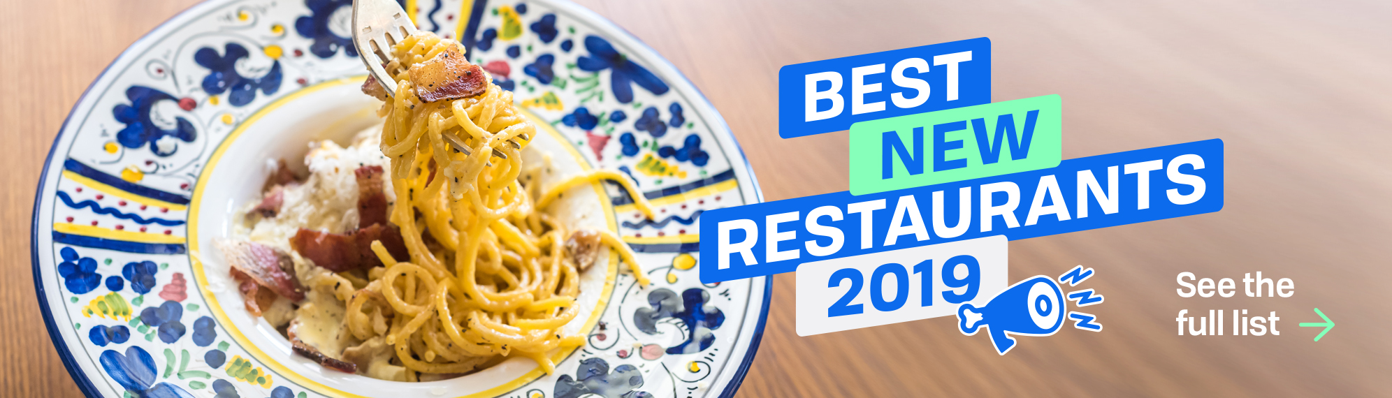 See the full list of London's Best Restaurants Of 2019.