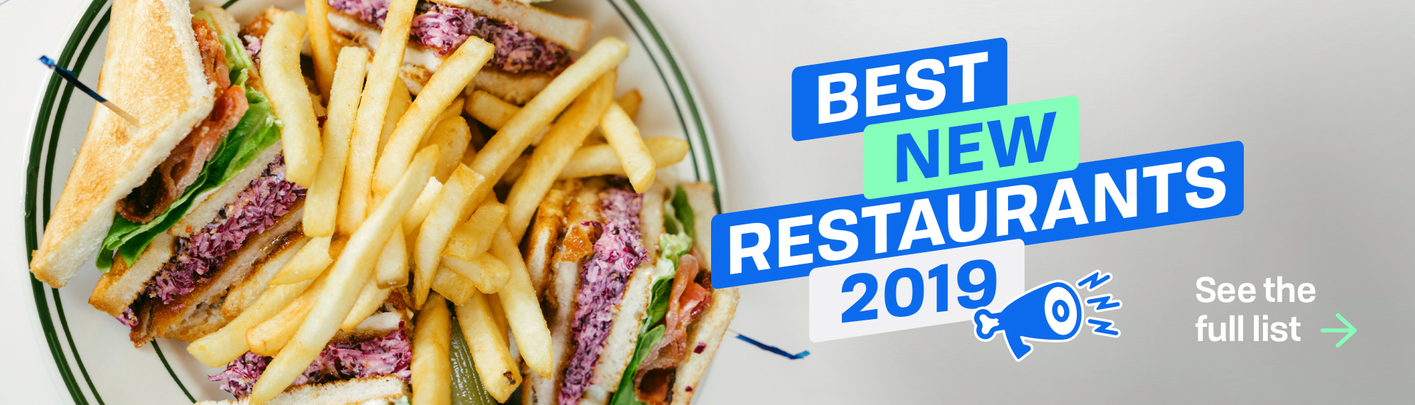 See the full list of NYC's Best Restaurants Of 2019.