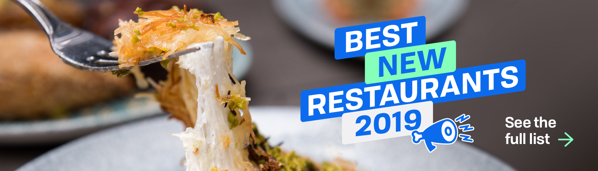 See the full list of Philadelphia's Best Restaurants Of 2019.