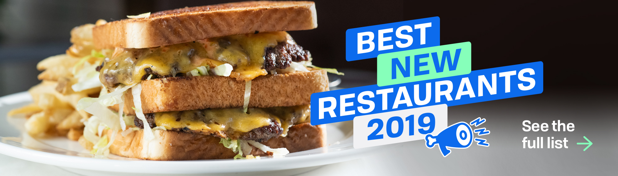 See the full list of Seattle's Best Restaurants Of 2019.