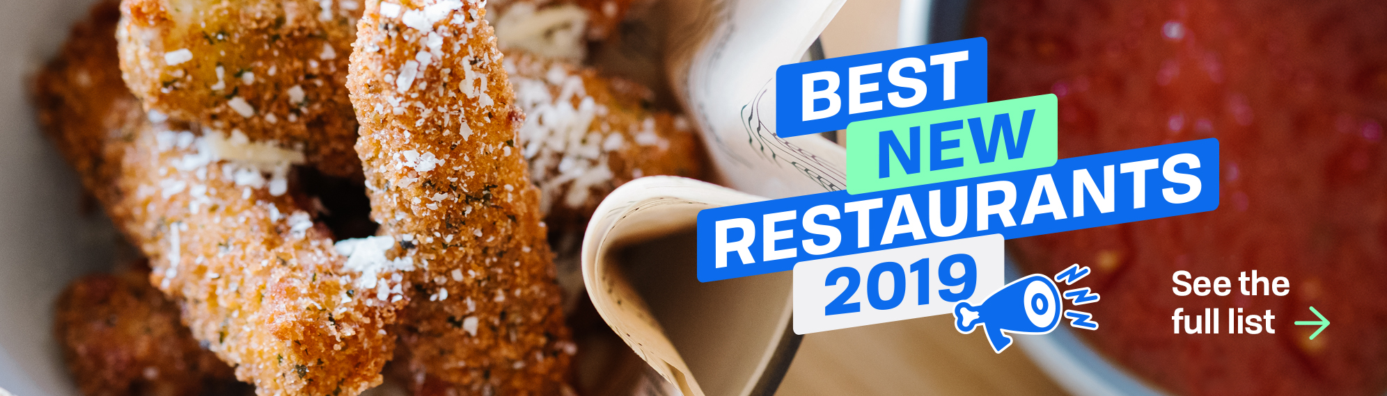 See the full list of San Francisco's Best Restaurants Of 2019.