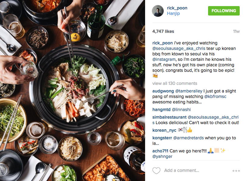 the best food instagrammers in the world - the infatuation