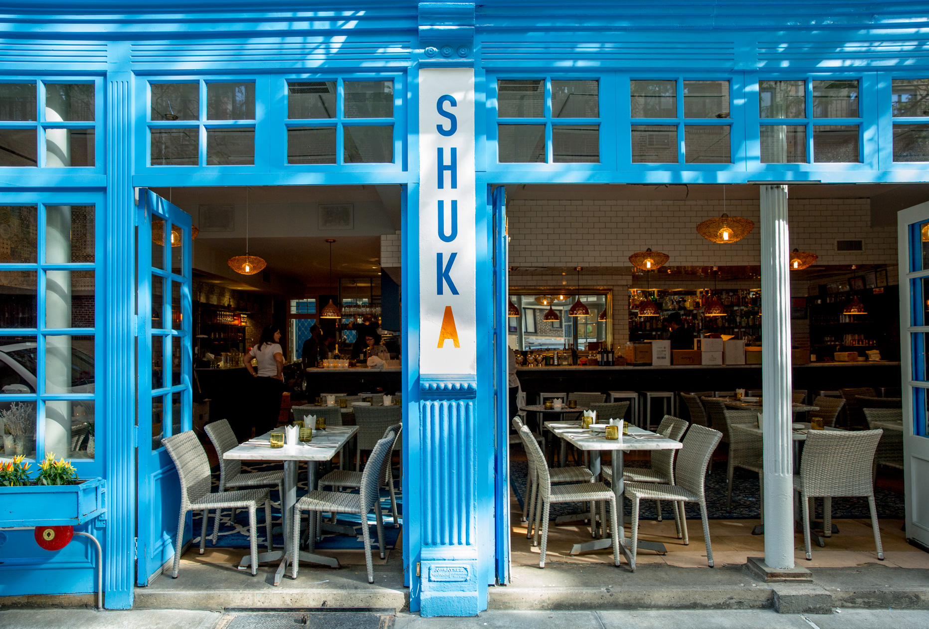 A Guide To The Super Cute Reasonably Priced Restaurant To Catch Up With A Few Friends New York The Infatuation