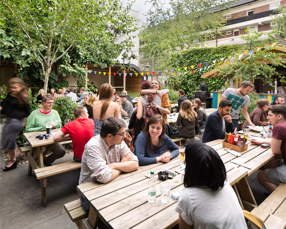 OH 115 704 web - Central London Pubs With Beer Gardens