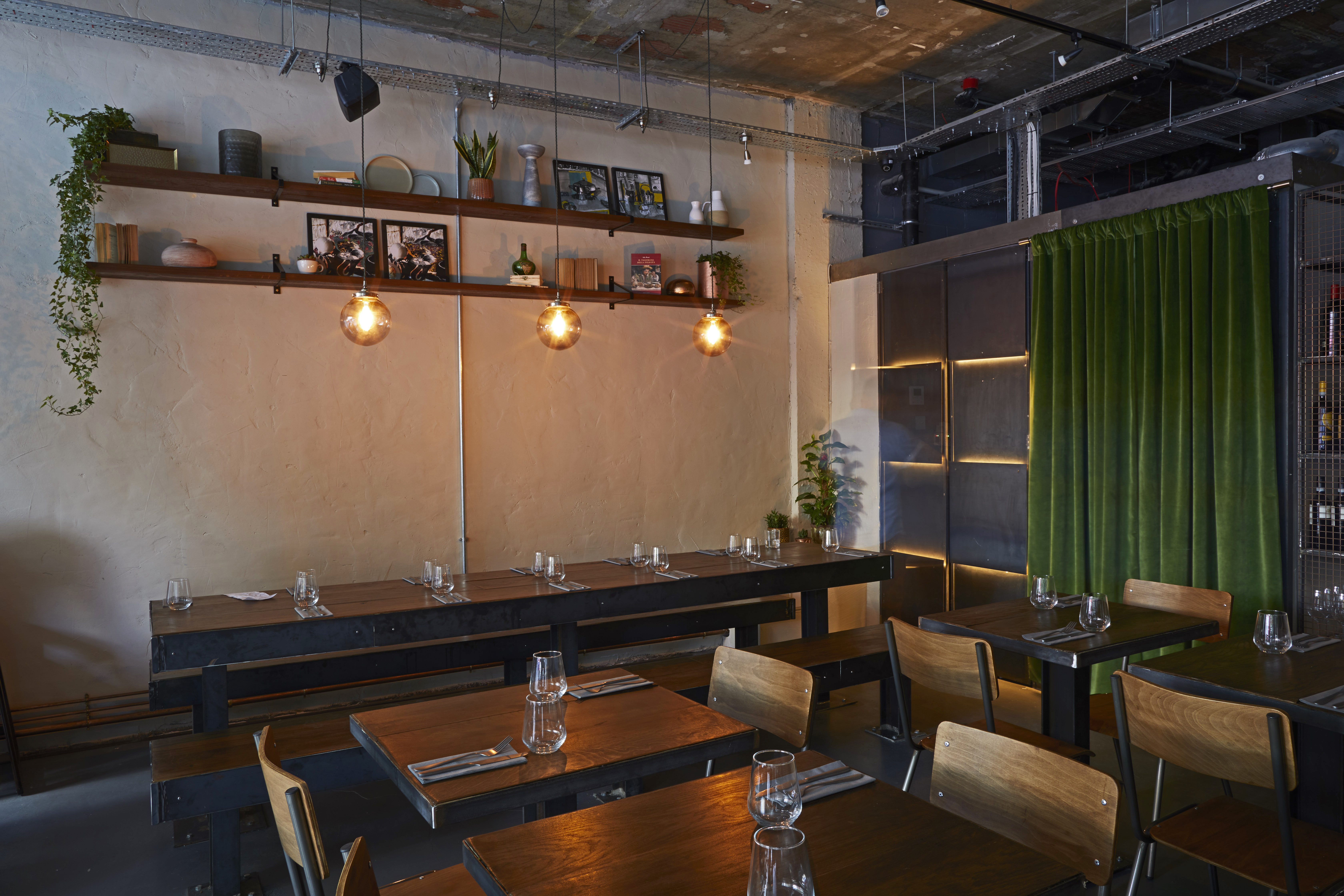 importance of interior design in restaurants london