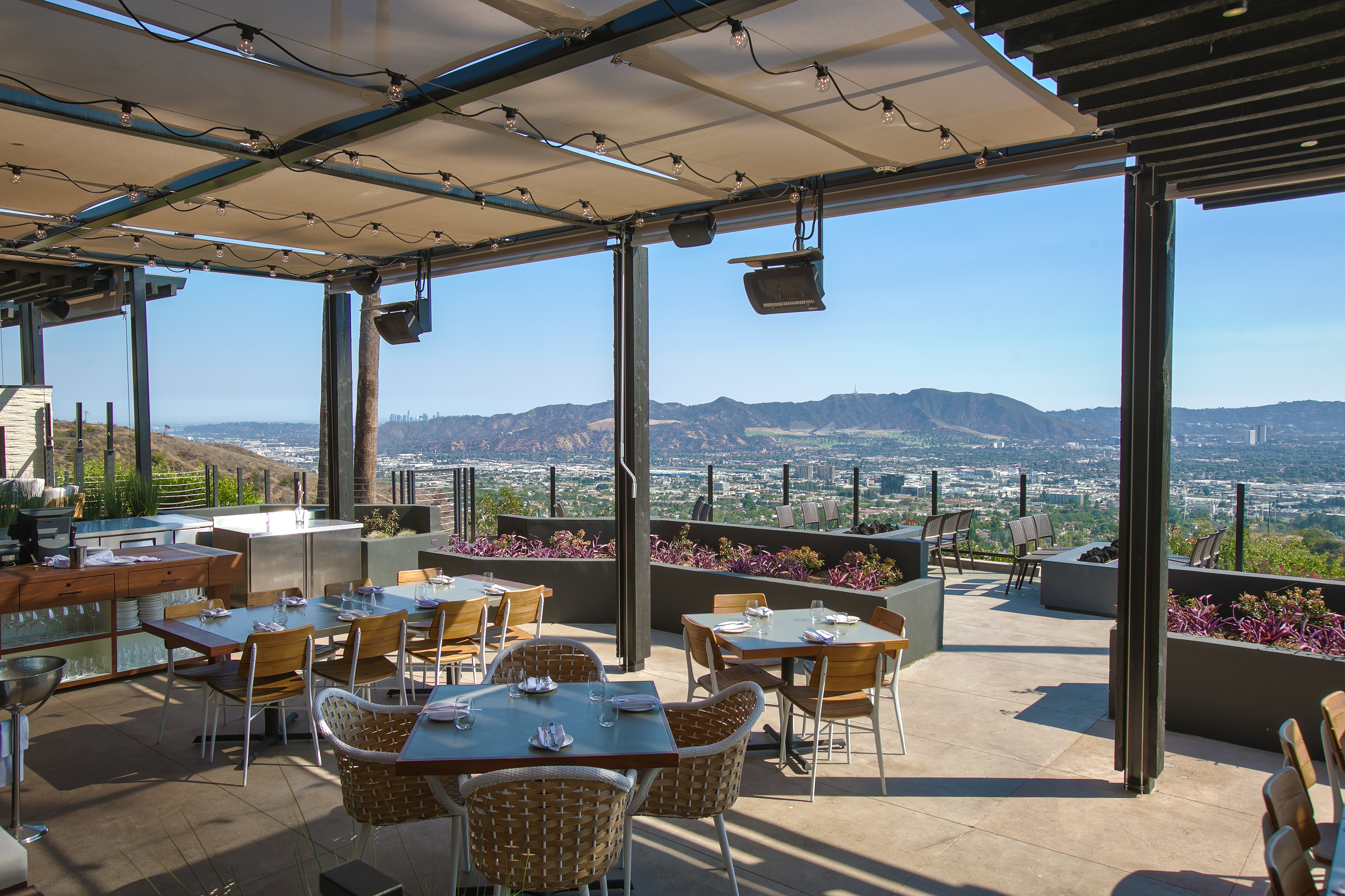 18 La Restaurants With Great Views Los Angeles The Infatuation