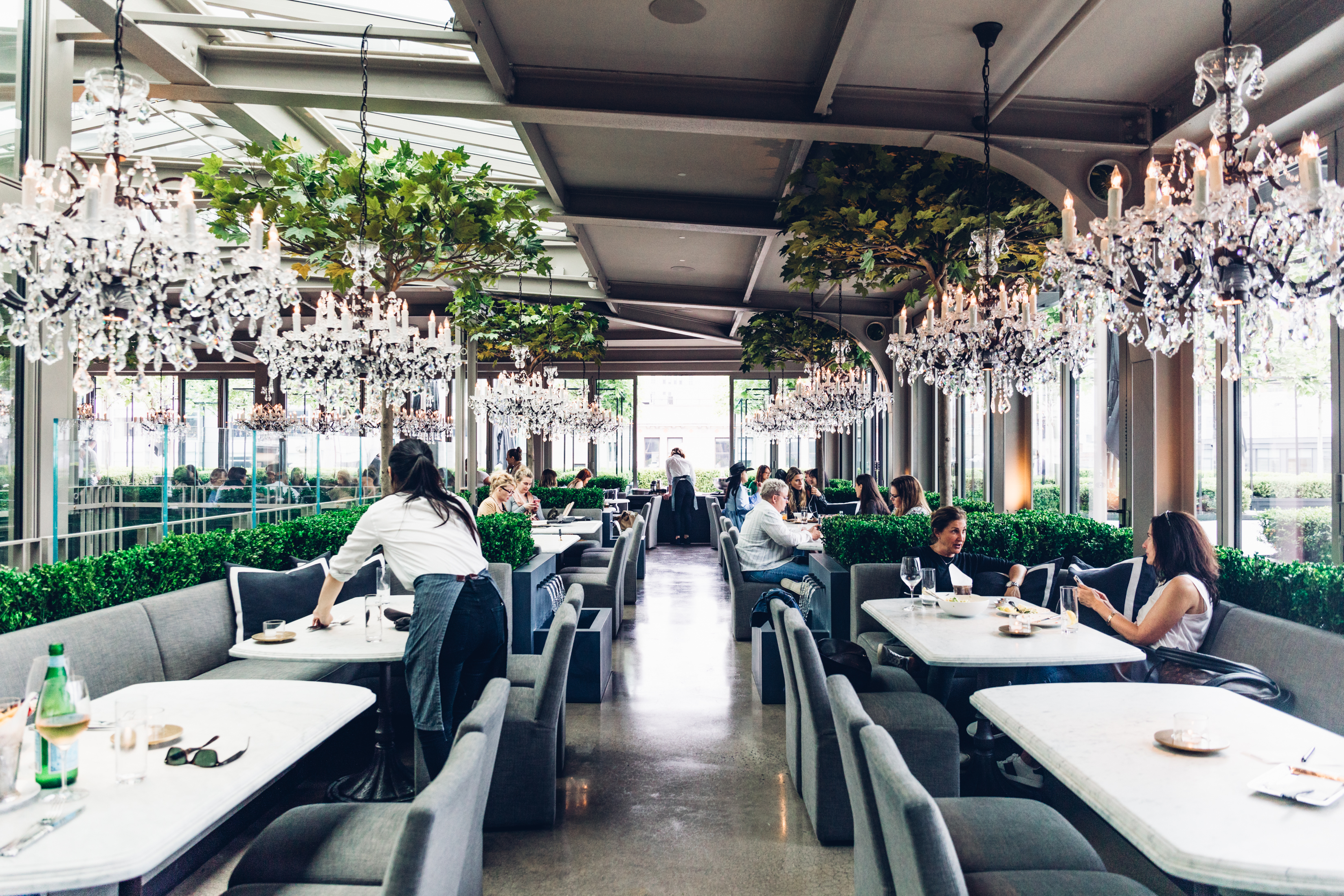 The Best Nyc Rooftops For Eating Drinking New York The Infatuation