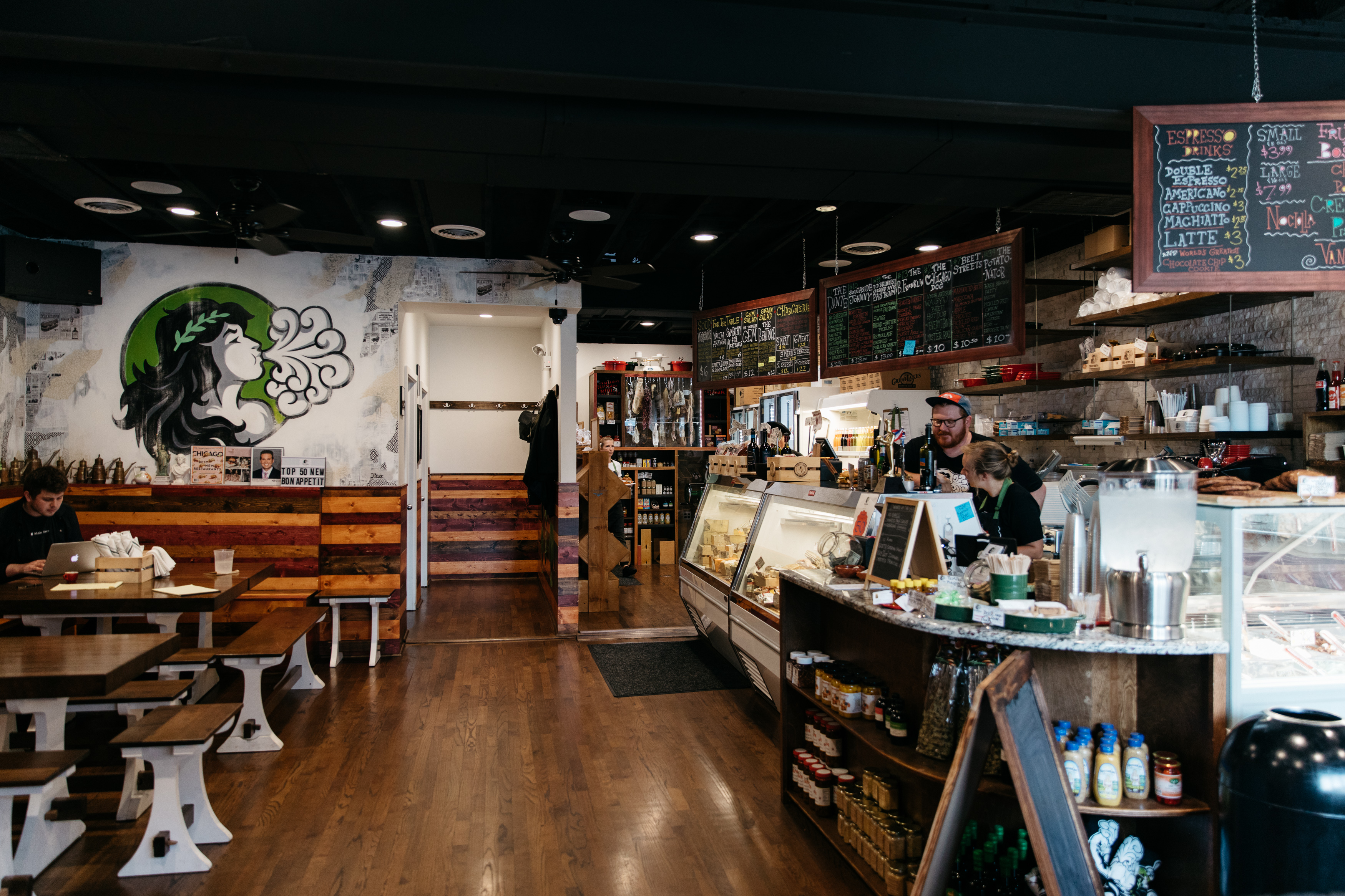 Great Chicago Restaurants For Dining Solo Chicago The Infatuation