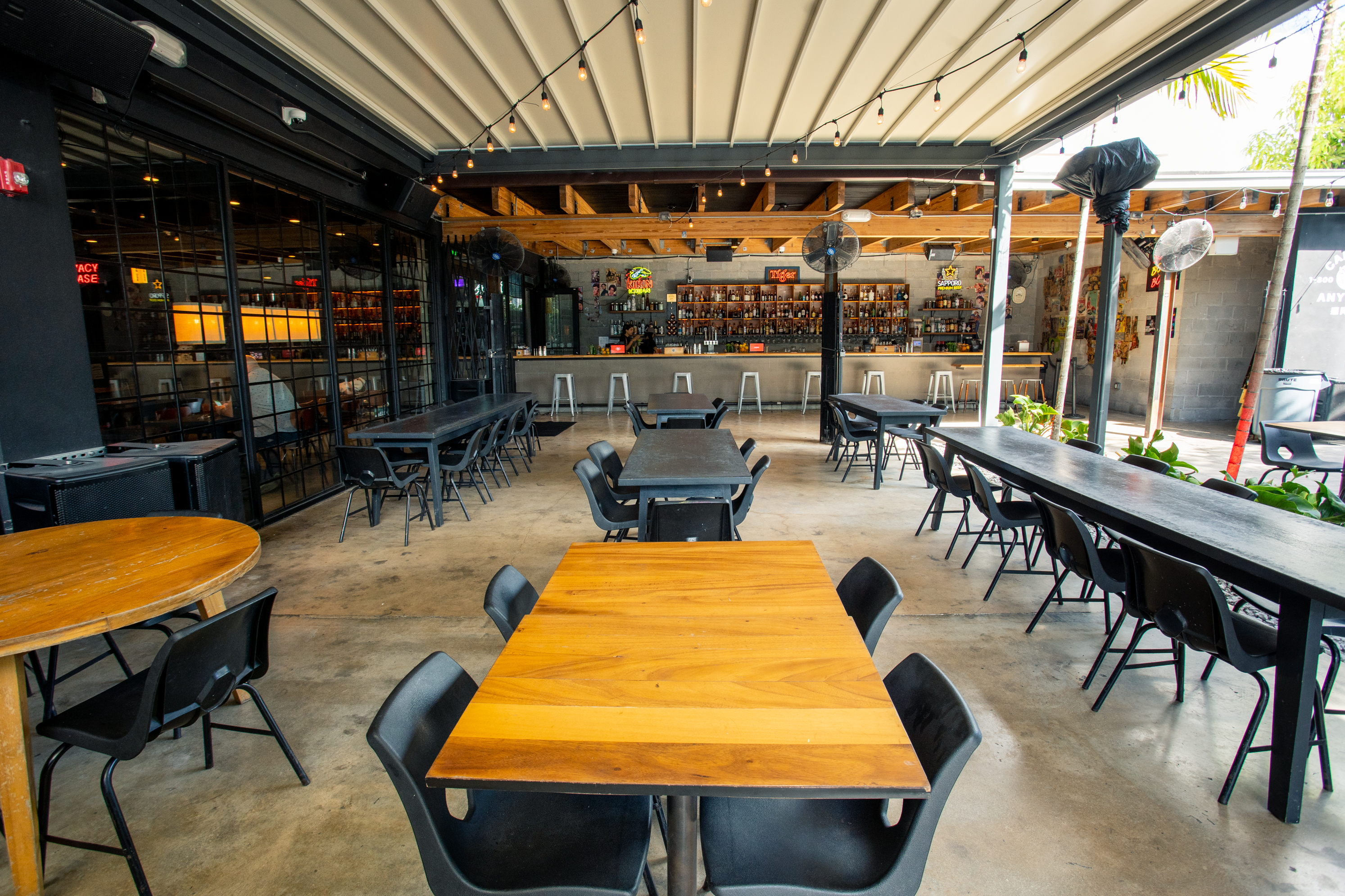 Miami Restaurants With Outdoor Seating Miami The Infatuation