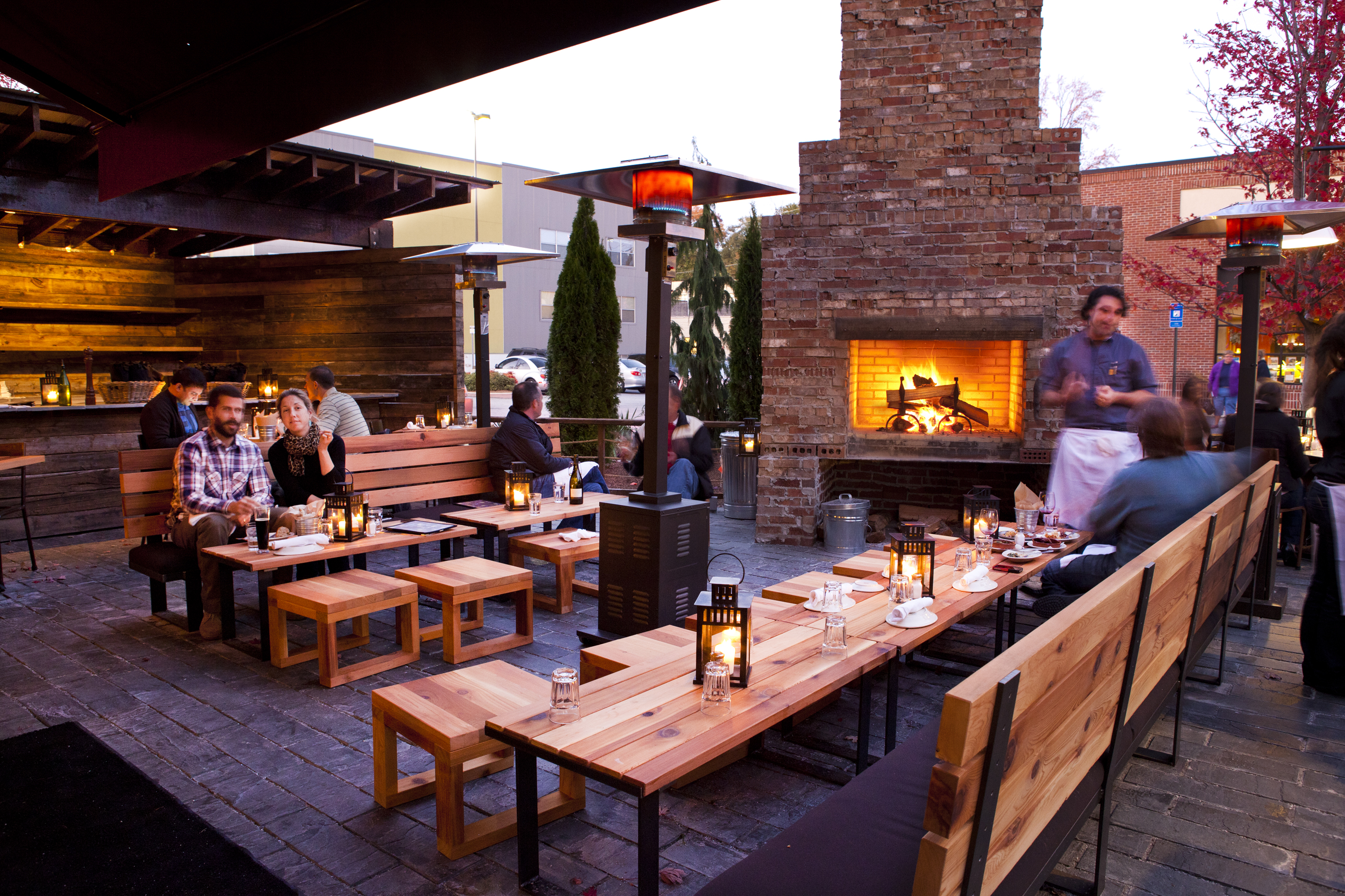25 Great Places To Eat Outside In Atlanta Right Now Atlanta The Infatuation