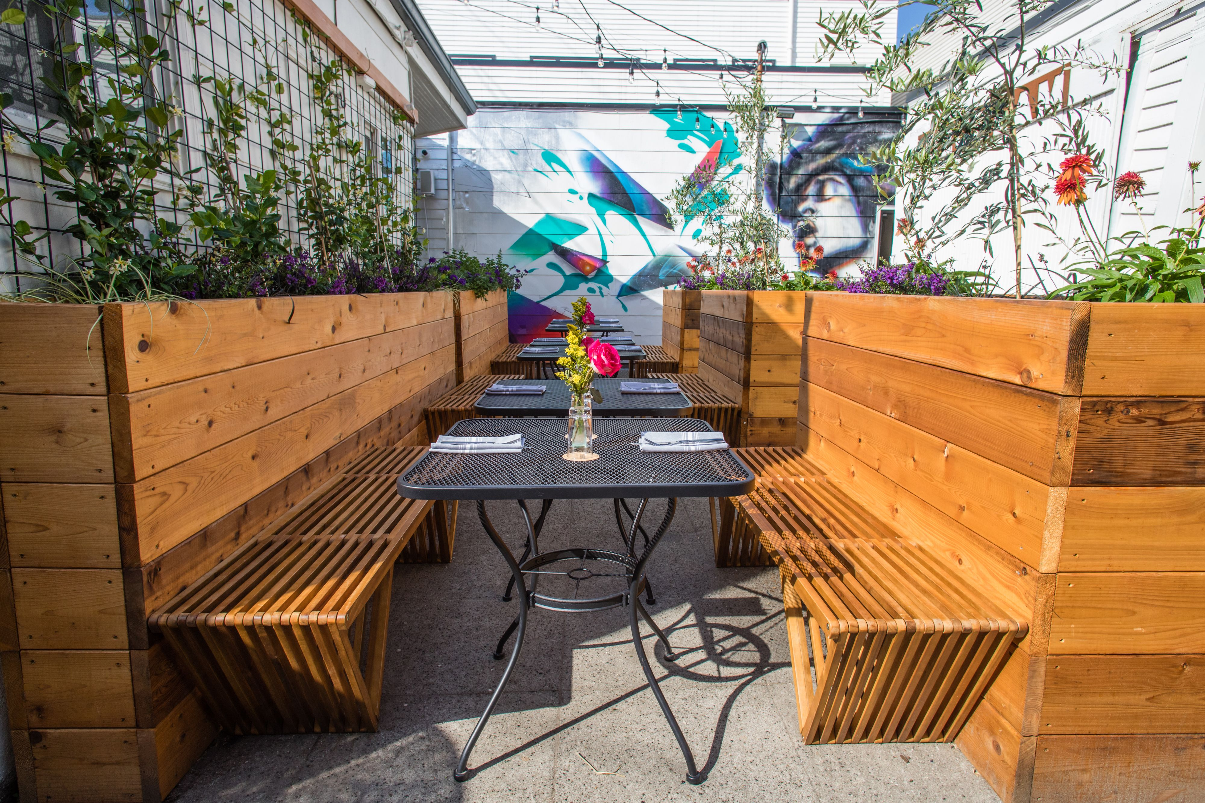 Seattle Restaurants Bars With Outdoor Seating That Have Reopened Seattle The Infatuation