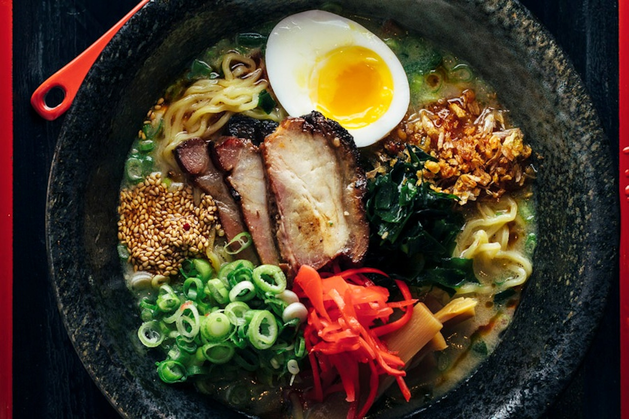 Ramen San River North Chicago The Infatuation